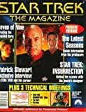 img - for Star Trek: The Magazine, Premiere Issue No. 1, May 1999 book / textbook / text book
