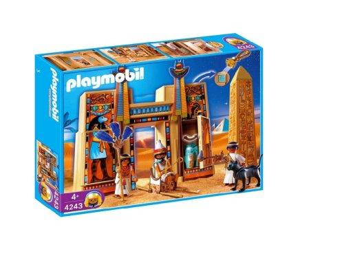 playmobil pyramide pas cher. Black Bedroom Furniture Sets. Home Design Ideas