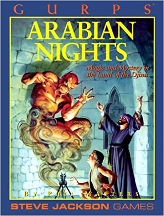 GURPS Arabian Nights (GURPS: Generic Universal Role Playing System)
