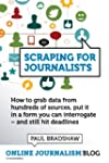 Scraping for Journalists