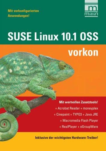 SUSE Linux 10.1 OSS vorkon