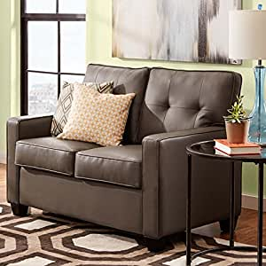 living room furniture loveseat high density