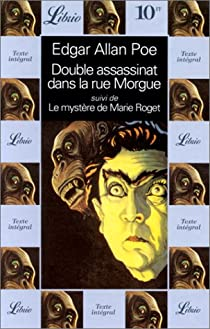 Double assassinat dans la rue Morgue par Poe