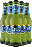EFES Pilsner Lager with FREE EFES branded glass 6 x 330ml