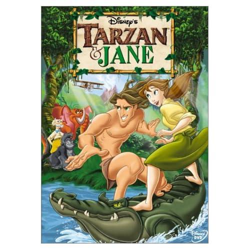 Tarzan et Jane   Disney preview 0