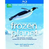 Frozen Planet: The Complete Series on Blu-ray