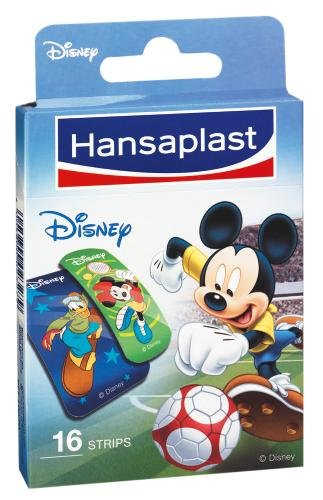 Hansaplast 10670 Junior Mickey 16 Strips