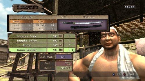 Way of the Samurai 3  screenshot