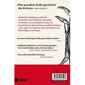 Der König aller Krankheiten: Krebs - eine Biografie (Taschenbücher)