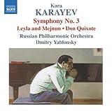 echange, troc  - Kara Karayev : Symphonie n°3