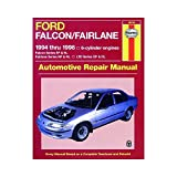 img - for Ford Falcon/Fairlane Australian Automotive Repair Manual: 1994 to 1998 (Haynes Automotive Repair Manuals) book / textbook / text book