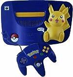 echange, troc Console N64 Pikachu