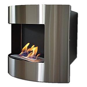 nuovo caminetto a gel bioetanolo diana deluxe camino ad. Black Bedroom Furniture Sets. Home Design Ideas