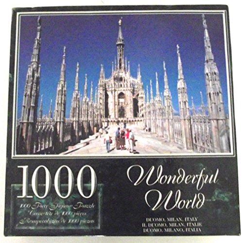 Duomo, Milan, Italy 100 Piece Photo Jigsaw Puzzle - 1