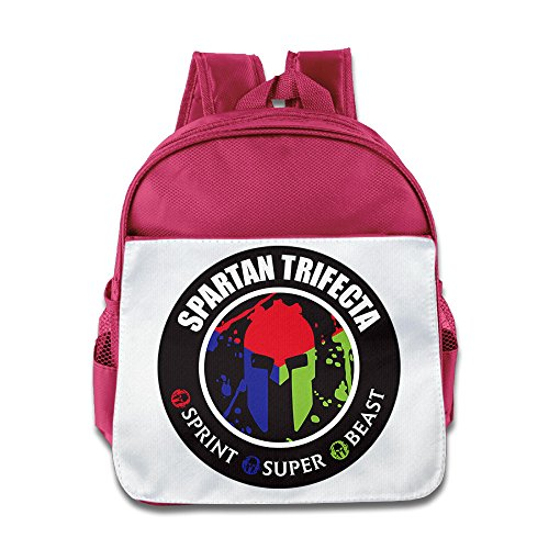 HAPYO Spartan TRIFECTA Backpack / Kids' School Backpack Pink (Kenmore Pedal compare prices)