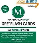 500 Advanced Words: GRE Vocabulary Fl...