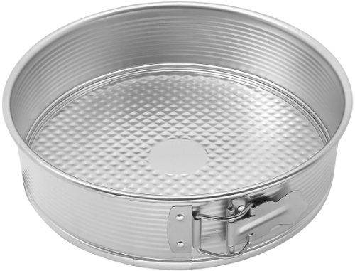 Zenker Tin Plated Steel Springform Pan, 11-Inch