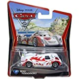 Disney Cars 2 - Race Team - Shu Todoroki