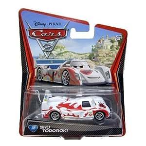 Disney Cars 2 Shu Todoroki Die Cast Fahrzeug Cars 2 - Nr. 22