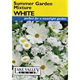 Lake Valley 3945 Summer Garden Mixture White Seed Packet