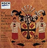 echange, troc St.Thomas Choir of Men a.Boys - Psalms And Hymns [Musikkassette]