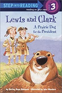 "Cover of ""Lewis and Clark: A Prairie Dog ..."