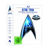 Star Trek - Movies 1-6 (mit USB Stick exklusiv bei Amazon.de) [Blu-ray]