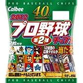 カルビー 2012プロ野球チップス 22g×24袋