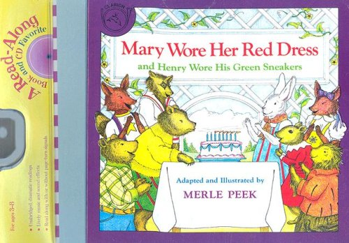 MARY WORE HER RED DRESS AND HENRY WORE HIS GREEN S