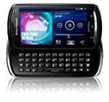 Sony Ericsson Xperia pro MK16A Android Unlocked Smartphone with 3G, QWERTY Keyboard, Touchscreen, 8 MP Camera, Wi-Fi, and GPS–U.S. Warranty (Black)