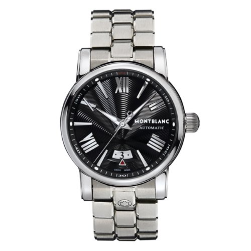 Montblanc Men's 102340 Star Black Dial Watch