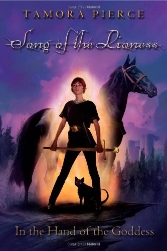 Cover of In the Hand of the Goddess (Song of the Lioness, Book 2)