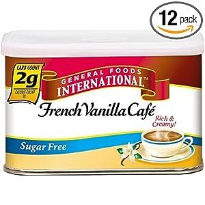 General Foods International Coffee Sugar Free