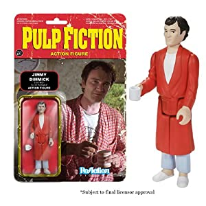 Funko Pulp Fiction Series 1 - Jimmie ReAction Figure