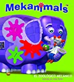 img - for Mekanimals: El zoologico mecanico: Clockwork Safari, Spanish-Language Edition (Spanish Edition) book / textbook / text book