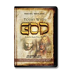 Gopel of John / Volume 1 Episodes 1-3 / BONUS Who Is Jesus? / Randy Weiss