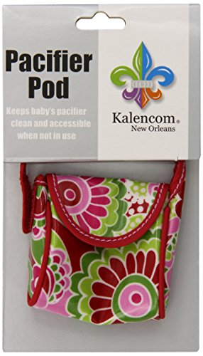 Kalencom Pacifier Pod, Jazz Ruby