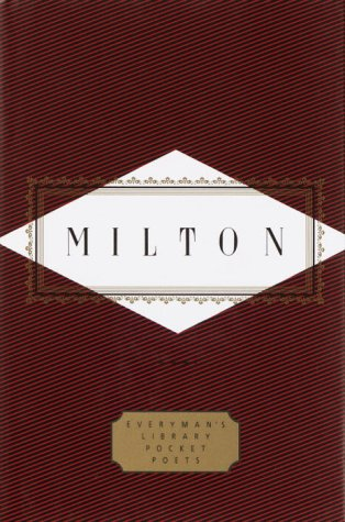 Milton: Poems: Pocket Poets (Everyman