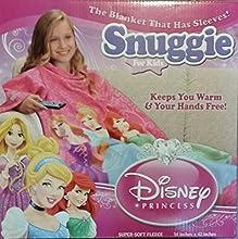 Disney Princess Snuggie Kids 2014