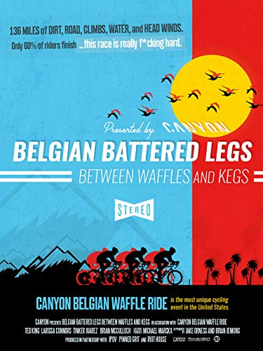 Belgian Battered Legs Between Waffles and Kegs