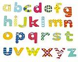 Boikido - 2034 - Letras Minúsculas Magnéticas Boikido 36m+