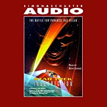 Star Trek: Insurrection (Adapted) Audiobook by J.M. Dillard Narrated by Boyd Gaines
