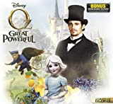Disney Oz the Great and Powerful 2014, 19 Month Calendar