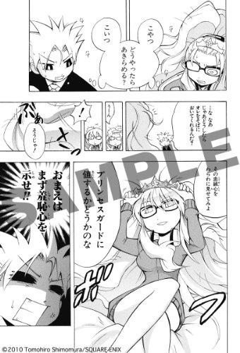 自宅警備姫テラス (ガンガンコミックス)
