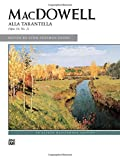 img - for Alla Tarantella, Op. 39, No. 2: Sheet (Alfred Masterwork Edition) book / textbook / text book