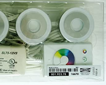 IKEA - DIODER Multipurpose Lighting, Multicolor ...