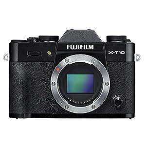FUJIFILM デジタルカメラミラーレス一眼 X-T10ボディ ブラック X-T10-B