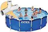 Intex Frame Connection Tee for 14, 15 and 18 ft Pools