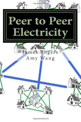 Peer To Peer Electricity: Beyond The Smart Grid