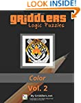 Griddlers Logic Puzzles: Color: Nonog...